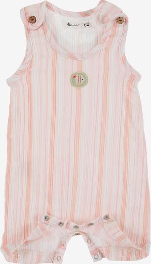 Kombinezonas su petnešomis iš STERNTALER, spalva – omarų spalva / rožinė / pastelinė rožinė, Prekių apžvalga