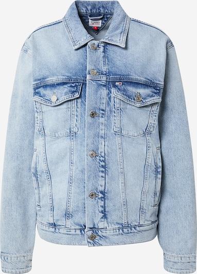 Tommy Jeans Jacke in hellblau, Produktansicht