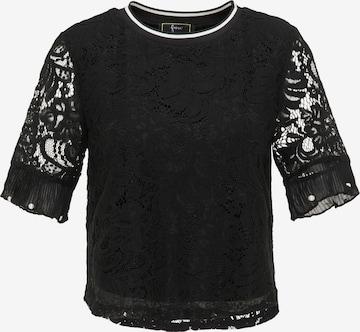 faina Shirt in Zwart
