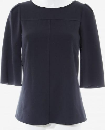Closet London Rundhalspullover in L in dunkelblau, Produktansicht
