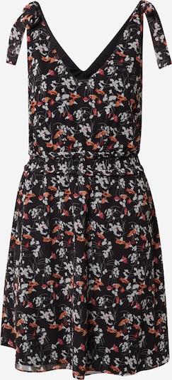 Trendyol Vestido en naranja oscuro / rojo / negro / blanco, Vista del producto