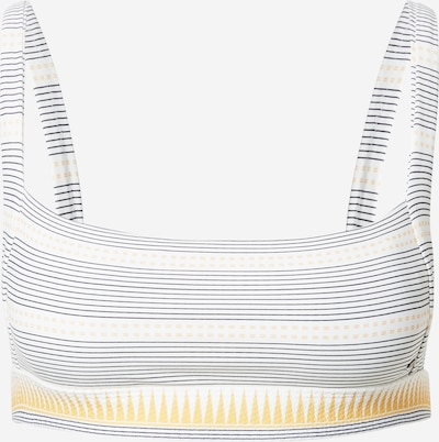 RIP CURL Bikinitop 'SALTY DAZE' in creme / gold / grau, Produktansicht