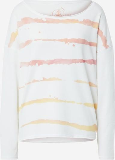 Herrlicher Tričko 'Belicia' - zlatá žltá / pastelovo oranžová / rosé / biela, Produkt