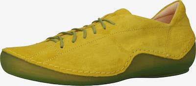 THINK! Halbschuh in gelb, Produktansicht