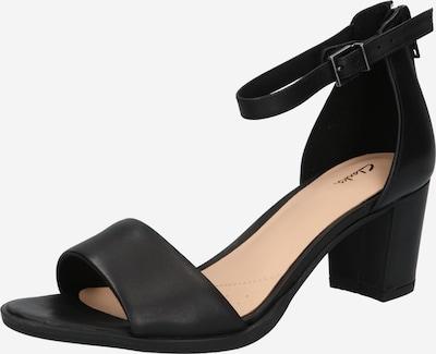 CLARKS Sandale 'Kaylin 60' in schwarz, Produktansicht