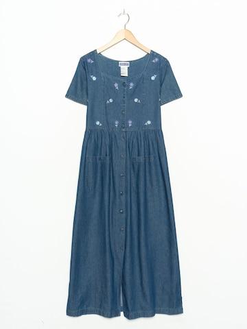 Erika & Co Dress in M-L in Blue