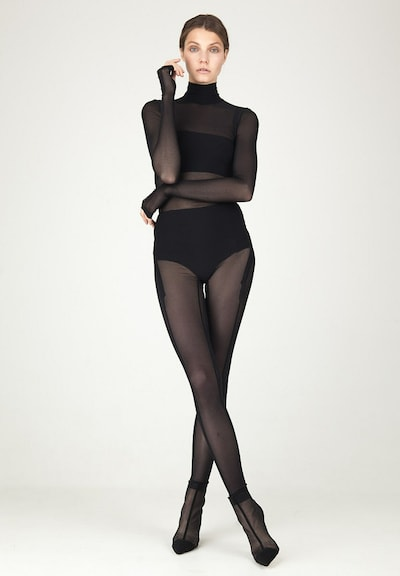 MONOSUIT Jumpsuit in schwarz, Modelansicht