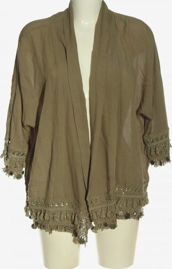 Golden Days Blusenjacke in L in khaki, Produktansicht