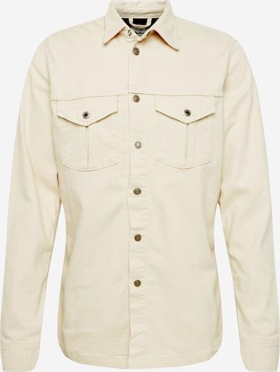 Pepe Jeans Overhemd 'DAVE' in de kleur Beige, Productweergave