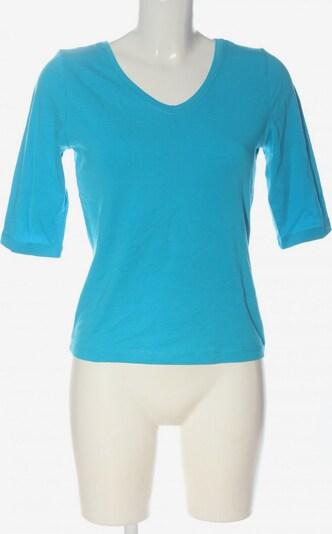 Backstage V-Ausschnitt-Shirt in S in blau, Produktansicht