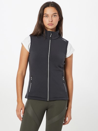 CMP Sports Vest in Anthracite, View model
