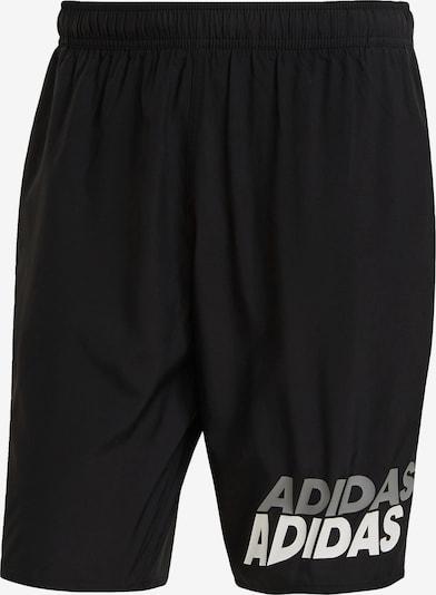 Sportinės glaudės iš ADIDAS PERFORMANCE , spalva - pilka / juoda / balta, Prekių apžvalga