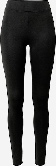 Gina Tricot Leggings en noir, Vue avec produit
