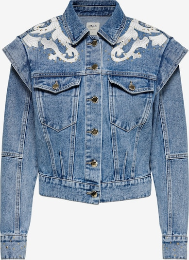 ONLY Between-Season Jacket 'Brody' in Blue / White, Item view