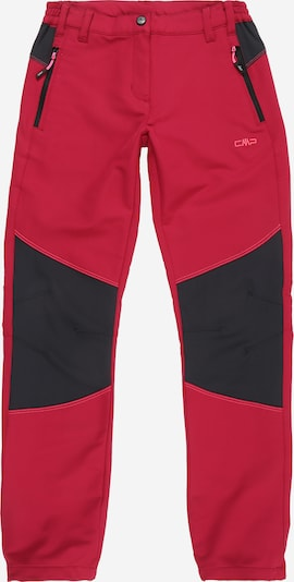 CMP Sporthose in magenta / schwarz, Produktansicht