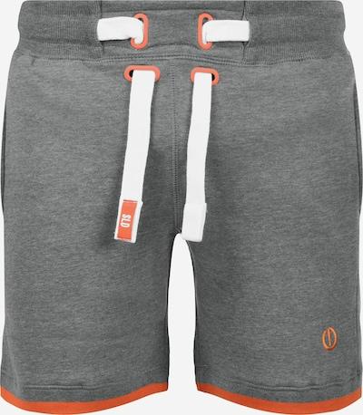 !Solid Sweatshorts 'Benjamin' in grau, Produktansicht
