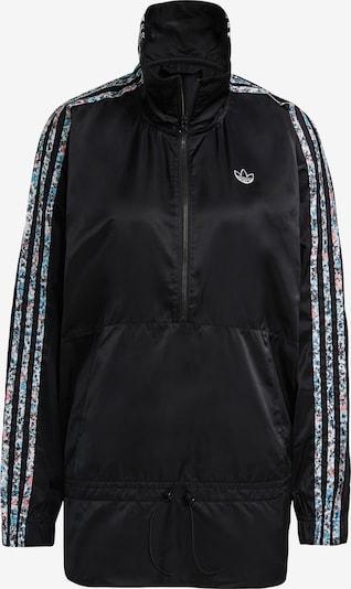 ADIDAS ORIGINALS Prechodná bunda - čierna / biela, Produkt