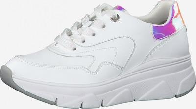 Sneaker low TAMARIS pe portocaliu / roz / alb, Vizualizare produs