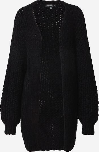 Missguided Knit cardigan in black, Item view