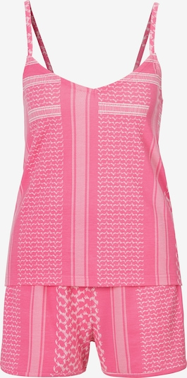 s.Oliver Korte pyjama 'Pali' in de kleur Pink, Productweergave