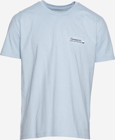 DRYKORN Shirt 'SAMUEL GELATO' in hellblau / grün / pink / schwarz / weiß, Produktansicht