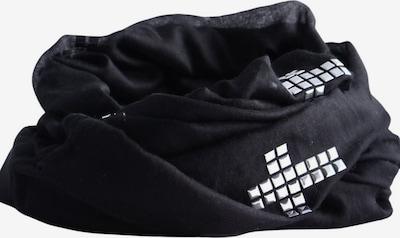 Ann Christine Sommerschal in One Size in schwarz / silber, Produktansicht