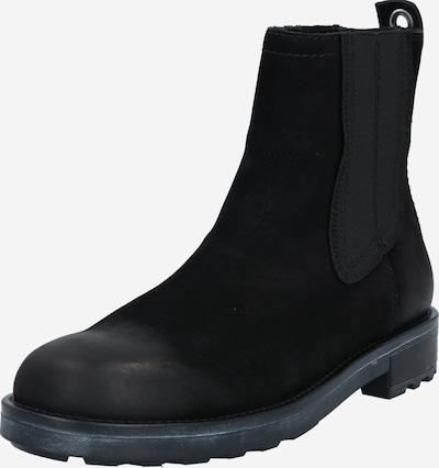 DIESEL Chelsea boots 'Throuper' in black, Item view