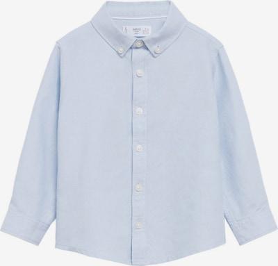 MANGO KIDS Chemise en bleu clair, Vue avec produit