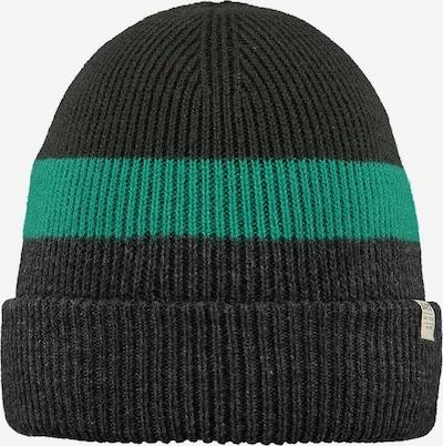 Barts Beanie in Emerald / Black, Item view