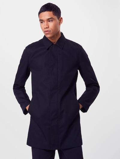 HUGO Övergångsrock 'Marec' i svart, På modell