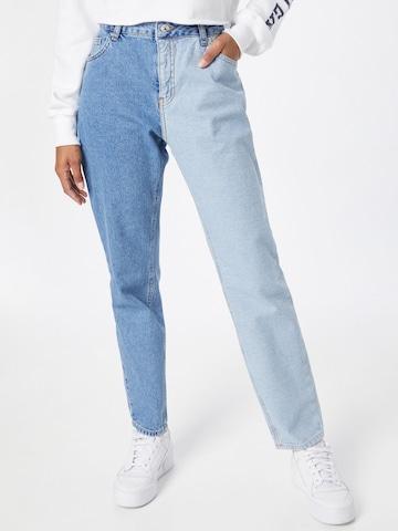 VERO MODA Jeans 'TRACY' in Blauw