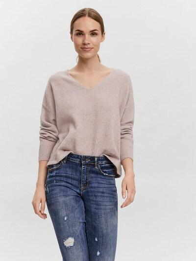 VERO MODA Pullover in rosé, Modelansicht