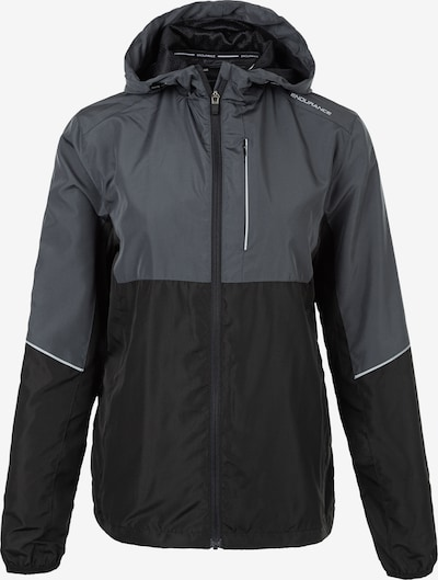 ENDURANCE Sports jacket 'LASSIE W HOODY' in black, Item view
