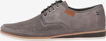 Chaussure à lacets Marc Shoes en gris