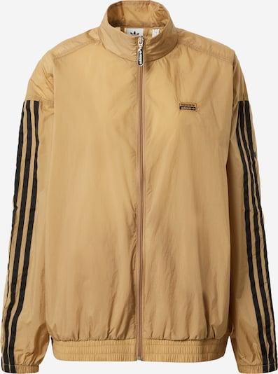 ADIDAS ORIGINALS Jacke in braun / schwarz, Produktansicht
