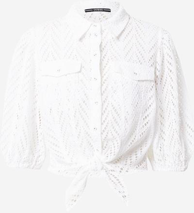 GUESS Bluse 'PHOEBE' i hvid, Produktvisning