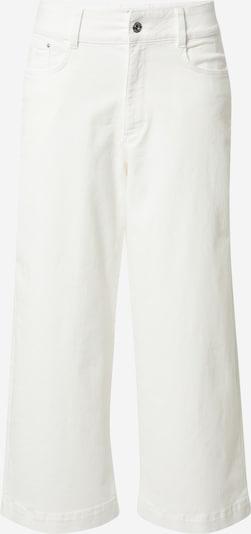 Q/S designed by Pantalon en blanc naturel, Vue avec produit