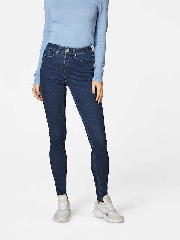 LeGer by Lena Gercke Jeans 'Alicia' in blue denim, Modelansicht