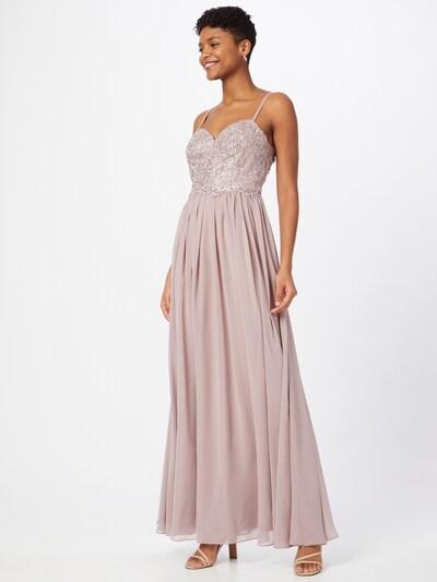 Laona Kleid in puder, Modelansicht