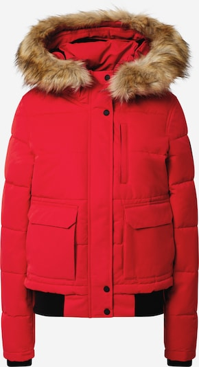 Superdry Winter jacket 'EVEREST BOMBER' in red, Item view