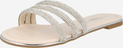 BUFFALO Pantofle 'RITA' - béžová / průhledná, Produkt