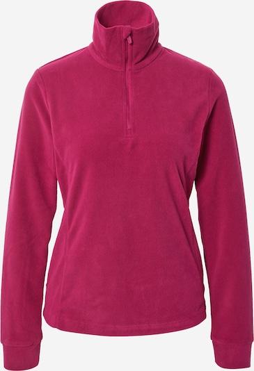 CMP Sport sweatshirt i mörkrosa, Produktvy