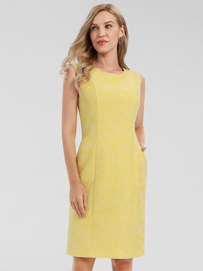 sárga APART Princesszruhák, Modell nézet