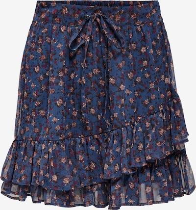 JDY Skirt 'Ofelia' in Indigo / Dark brown / Pink / Dark red / White, Item view