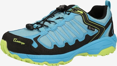 Kastinger Wanderschuhe in blau / hellgrün / schwarz, Produktansicht