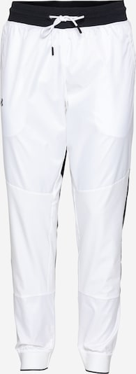 UNDER ARMOUR Športové nohavice - čierna / biela, Produkt