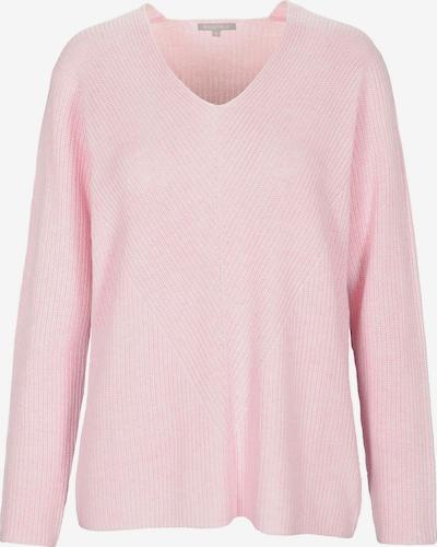 BASEFIELD Pullover 'Kathrin' in rosa, Produktansicht