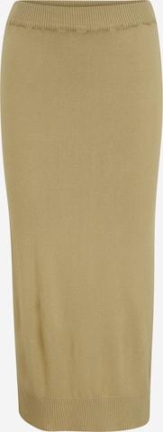 Y.A.S Tall Skirt 'ALMA' in Beige