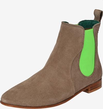 Crickit 'TILDA' Chelsea Boot in beige / braun, Produktansicht