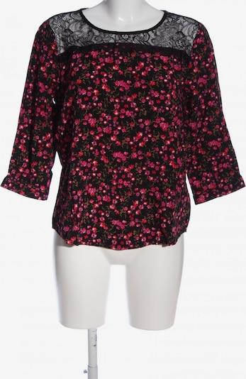 STREET ONE Schlupf-Bluse in L in pink / schwarz, Produktansicht